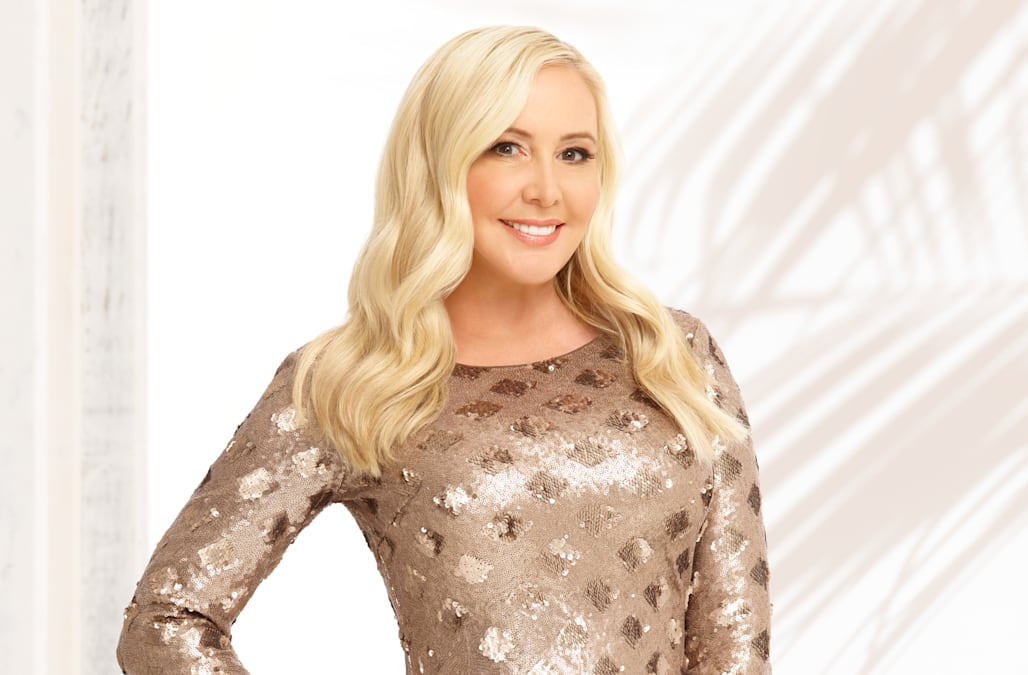 Real Housewives Of Orange County Star Shannon Beador Talks Divorce