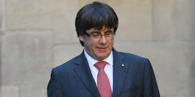 Puigdemont est bien en Belgique et engagé un avocat expert de l'asile politique