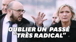 Quand Marine Le Pen édulcore le passé