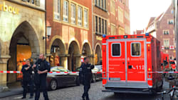 À Münster, un véhicule fonce sur la foule et fait au moins 2 morts, la piste de l'attentat islamiste