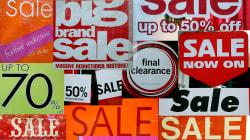 Rebajas y ventas a pérdida, ¿una práctica