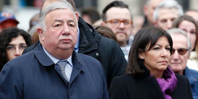 Meurtre de Mireille Knoll: de nombreux dirigeants politiques attendus à la marche blanche, le FN et les Insoumis pas les bienvenus