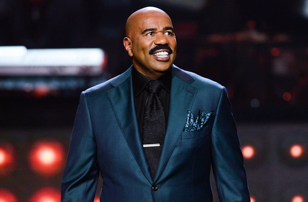 exclusive: steve harvey speaks out following leaked email to staff