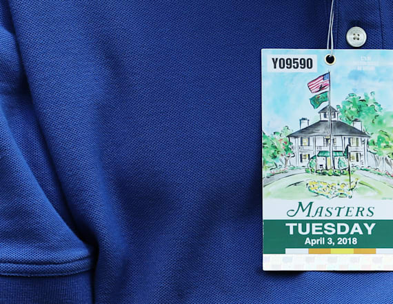 Family pleads guilty to Masters ticket scam charges