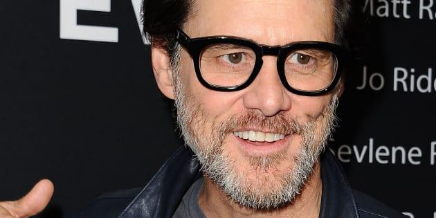 Jim Carrey le 17 septembre à Hollywood.