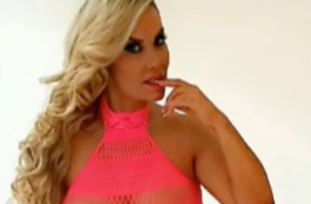 Apologise, but, Coco austin thong thursday think, that