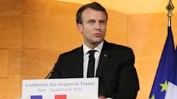 BLOG - Non, Macron n'avait pas sa place chez les évêques de