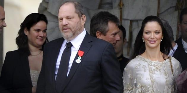 Affaire Weinstein : le producteur américain désavoué