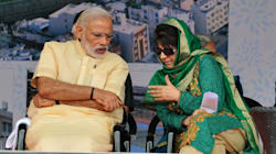 Mehbooba Mufti Meets PM Modi Over J&K Unrest, Says His Policies In Line With Those Of