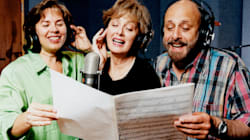 Sharon and Bram Bid Us A Final Skinnamarink A-Dink On Farewell
