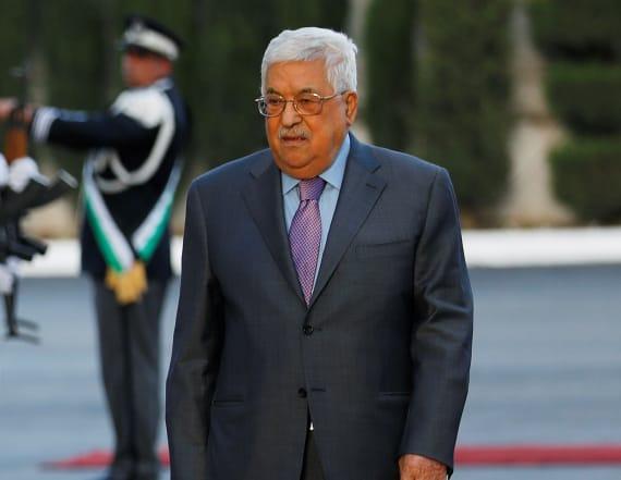 Palestinian President Mahmoud Abbas hospitalized