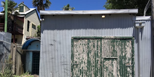 This Sydney tin shed sold for $1.69 million recently. Yeah, seriously, that happened.