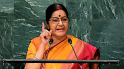 Amazon Apologises To Sushma Swaraj Over National Flag-Themed