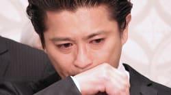 TOKIO山口達也は、真っ赤な目で震えていた。「怒ってくれる人、もう彼らぐらい」