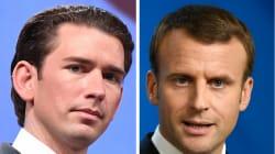 Pourquoi Macron reçoit le nouveau chancelier autrichien, conservateur allié de l'extrême