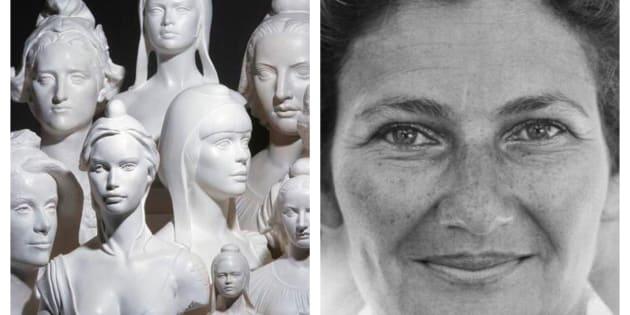 La sénatrice Fabienne Keller propose de confier les traits de Simone Veil au buste de Marianne.