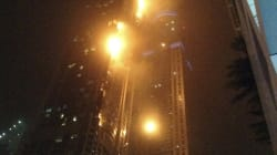 Un incendie ravage la Torch Tower de Dubaï sans faire de