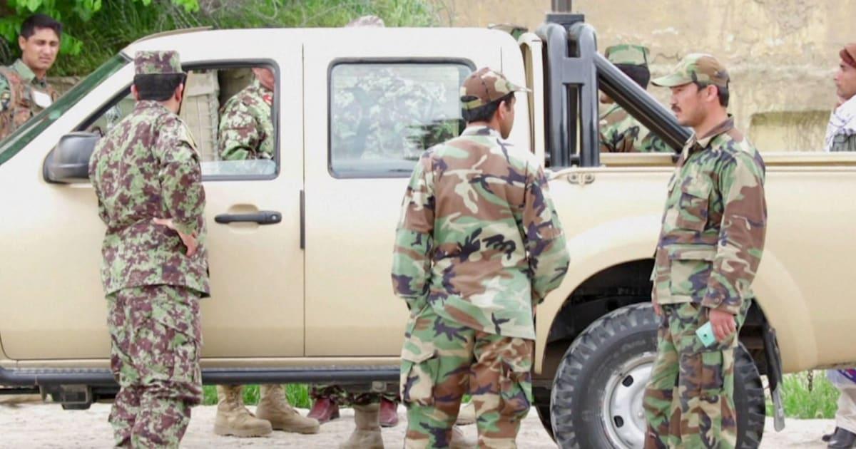 Plus de 100 victimes dans une attaque des talibans sur une - Bureau de recrutement militaire ...
