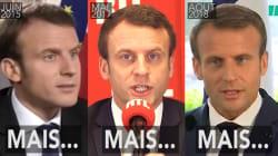 Macron toujours plus prudent que ses ministres sur le prélèvement de l'impôt à la