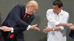 Trump Cozies Up To Duterte, Ignores Human Rights