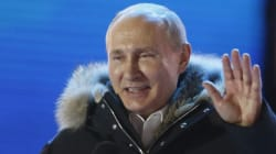 Putin Wins Russia's Presidential Election In Landslide Victory: Exit