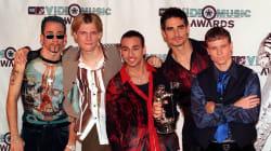 Los Backstreet Boys se han disfrazado de Spice Girls y TIENES QUE