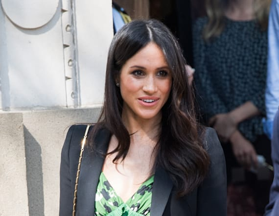 Meghan Markle loves this one color for her clothes