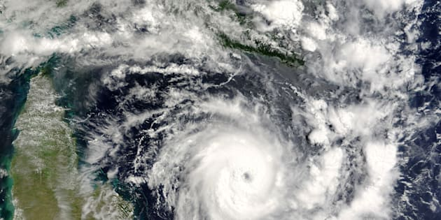 Queensland residents are bracing for Tropical Cyclone Debbie as it tracks towards the coast.