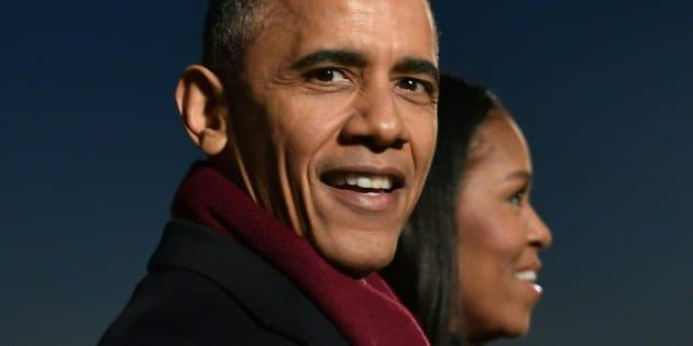 Michelle et Barack Obama vont produire des séries pour Netflix