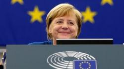 Merkel apoya la creación de un ejército