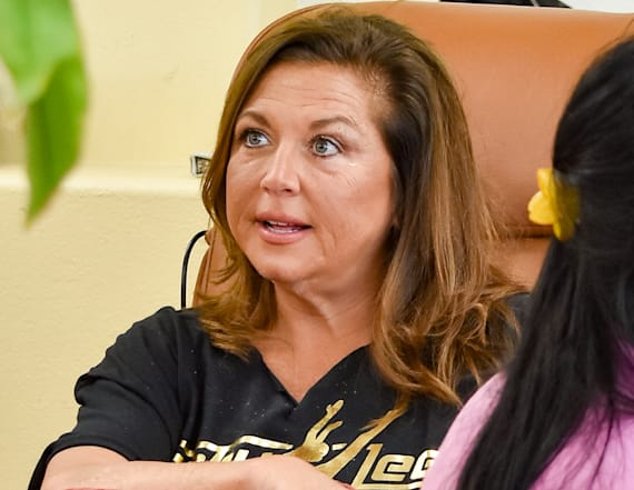 'Dance Moms' star gives update on Abby Lee Miller