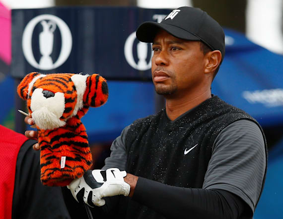 Tiger Effect: Open ties highest rating since 2000
