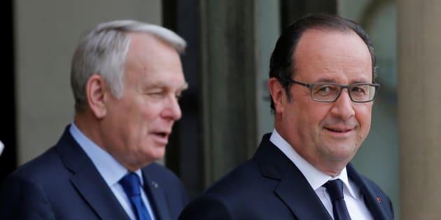 """Jean-Marc Ayrault voit une """"chose intéressante"""" dans les confidences de François Hollande"""