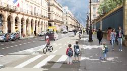 Rue de Rivoli à double sens, tram-bus sur les quais... Comment Hidalgo veut bouleverser le coeur de