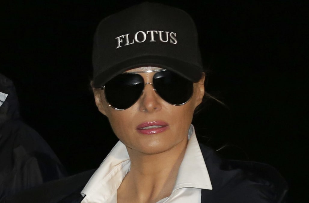 Image result for picture of melania trump flotus