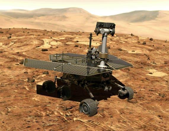 NASA rover finally bites the dust on Mars
