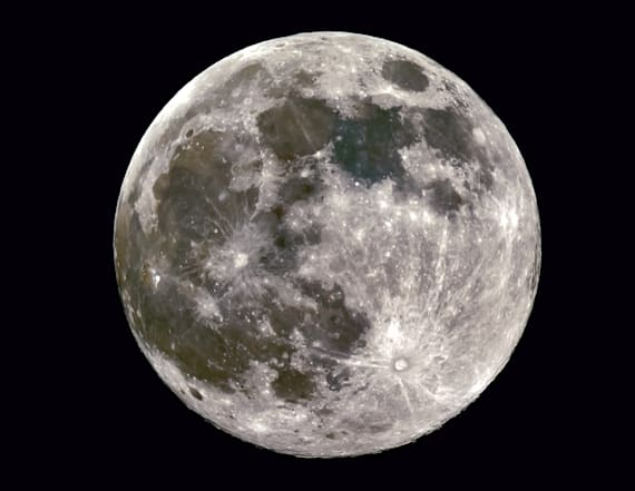 Mystery still surrounds the way our moon was born