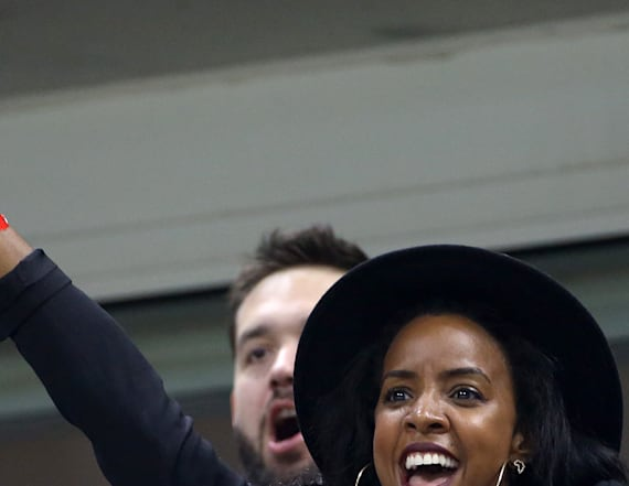 Kelly Rowland talks Serena Williams' pregnancy