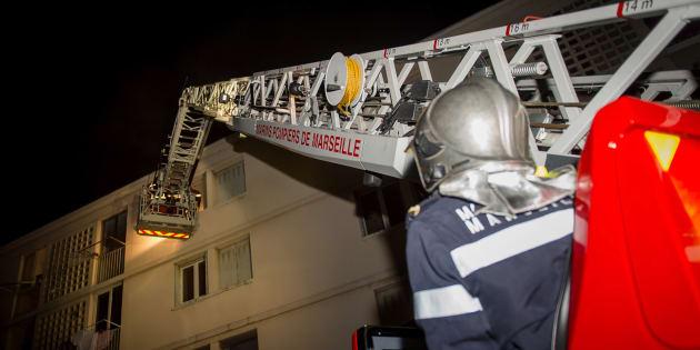 L'incendie d'un appartement à Marseille fait quatre morts dont un enfant