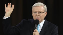Kevin Rudd: We're Only Dealing With 'The Symptoms Of