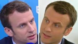 Macron ne souhaitait pas réinstaurer un service