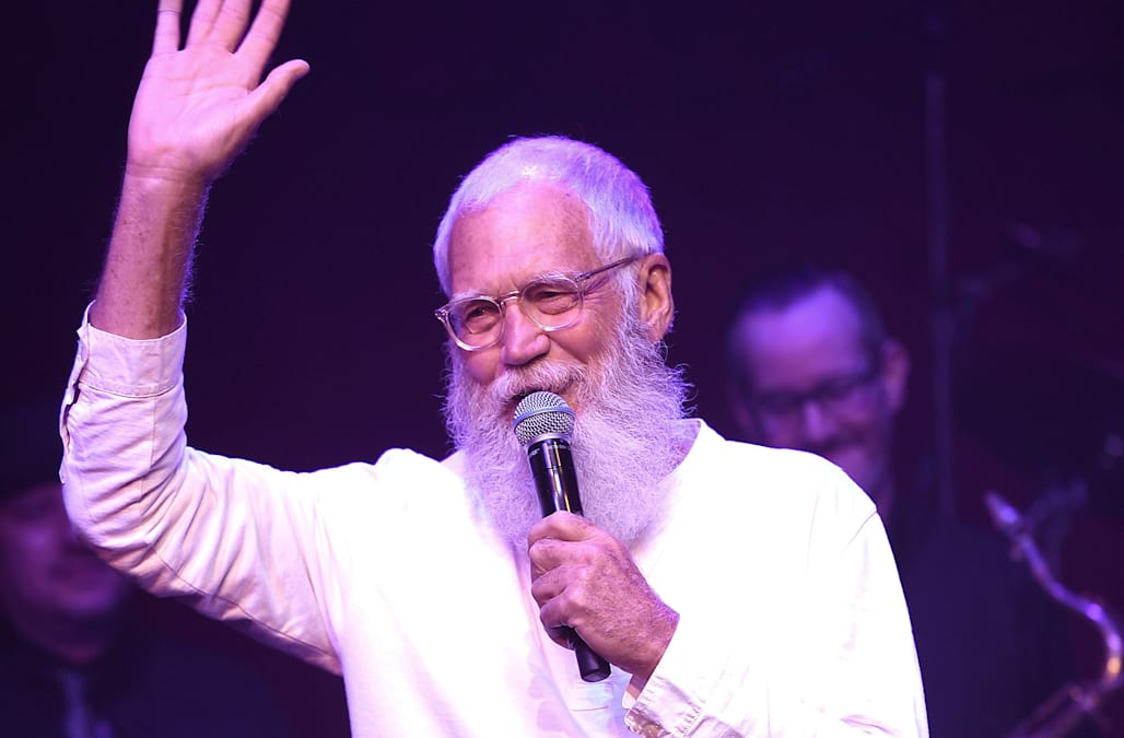 David Letterman says he should have left 'Late Show' a decade earlier