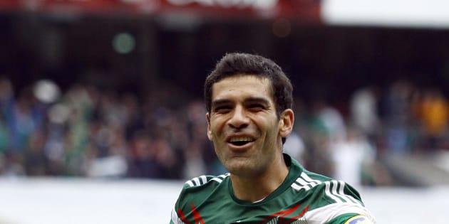 Rafa Márquez sí jugará en el Mundial de Rusia 2018
