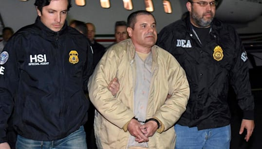 Dos hijos del Chapo, prófugos en México, son acusados de narcotráfico en