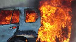 Condenado a 6 años de cárcel por pegarle fuego a un coche tras recibir poca
