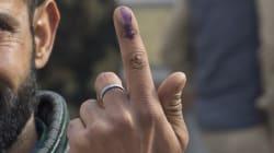 Un homme se coupe un doigt après avoir voté pour le mauvais