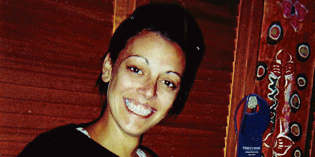 The woman's remains were found on a property west of Scone.
