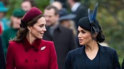 Queste immagini di Meghan e Kate il giorno di Natale sono una risposta a chi sostiene che non si
