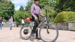 Las bicicletas queretanas que están listas para rodar por el