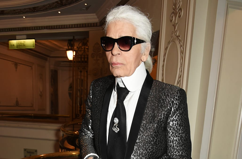 cdf5ff14 German-born fashion designer Karl Lagerfeld has died, a source at the  French fashion house Chanel said on Tuesday, February 19.
